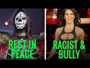 AAA Wrestler La Parka Passes Away at 56. Tessa Blanchard EXPOSED! Wrestling News