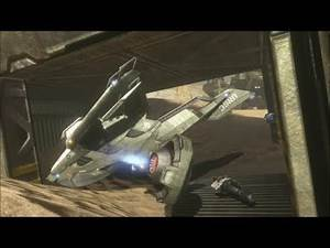 Halo 3 - Can You Flip Out Of Air Vehicles?