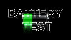 iPhone 6S Plus (Real Life Battery Test)