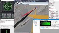 LPI Radar Demonstration in MACE