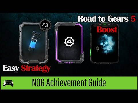 Road to Gears 5: Boost | Gears of War 4 | Achievement Guide