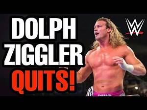 DOLPH ZIGGLER QUITS WWE!!! Breaking WWE News & Rumors