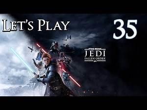 Star Wars Jedi: Fallen Order - Let's Play Part 35: Taron Malicos