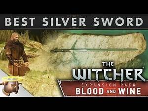 The Witcher 3: Blood and Wine: The best silver sword in the game - Aerondight