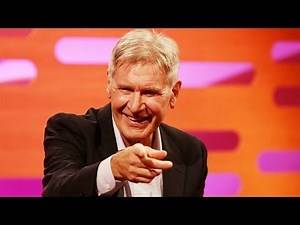 I love you, Harrison Ford - The Graham Norton Show: Series 14 Episode 1 - BBC One