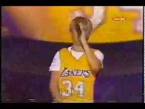 Aaron Carter & Lil Bow Wow - That's How I Beat Shaq & Bounce With Me [Nickelodeon's KCA 2001]