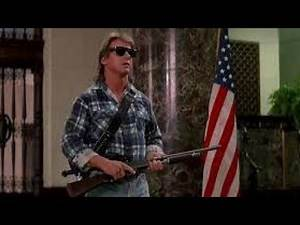 #37 THEY LIVE Filming Locations Rowdy Roddy Piper JOHN CARPENTER Downtown Los Angeles (9/17/16)