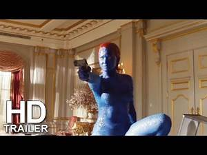 X-Men: Days of Future Past Clip - Mystique Fight (2014) Jennifer Lawrence [HD]