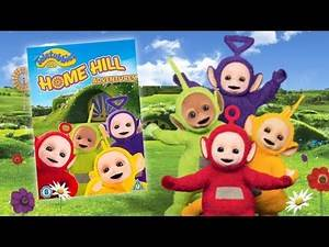 Teletubbies (Reboot): Home Hill Adventures (2018 UK DVD) Showcase and Menu Walkthrough