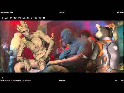 Drunk Drax - Deleted Scene - Marvel's Guardians of the Galaxy