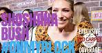 """Shoshana Bush interviewed at Netflix's """"On My Block"""" S2 coming of age comedy event #OnMyBlock"""
