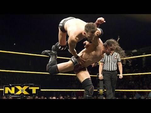 Finn Bálor vs. Neville: WWE NXT, March 2, 2016