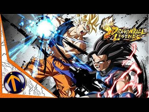 Dragon Ball Legends - Mobile Game Review