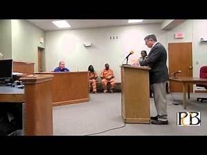 Pridgeon appears in court in Brooks homicide, Pine Bluff