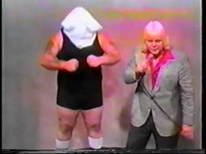 DEBUT OF BAM BAM BIGELOW -1986