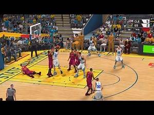 NBA 2K17 Android / iOS Gameplay