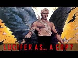 "Fox Bringing ""Lucifer"" Series to TV as a Police Procedural!?"