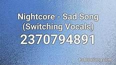 Sad Aesthetic Songs Roblox Id لم يسبق له مثيل الصور Tier3 Xyz