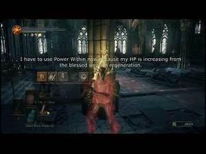 Dark Souls 3 - How to Reach to 3000 AR (ft Super Sacred Oath)