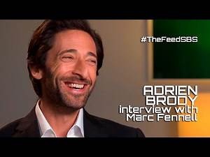 Adrien Brody on the Australian accent and the Notorious B.I.G.- The Feed