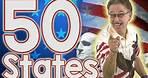 Sing the States | 50 States Song | Jack Hartmann