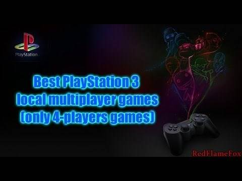 Top 5 Best Local Multiplayer PlayStation 3 Games