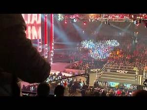 Killian Dain NXT TakeOver: WarGames 2019 Entrance