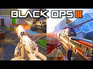 HALO REALLY IS IN CALL OF DUTY! - Halo Weapons in Black Ops 3 - Mod Tools Showcase - COD BO3