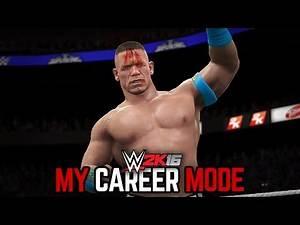 "WWE 2K16 My Career Mode - Ep. 43 - ""WE'VE CENA NUFF"" [WWE MyCareer PS4/XBOX ONE/NEXT GEN Part 43]"