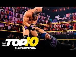 Top 10 Mejores Momentos de NXT En Español: WWE Top 10, Nov 4, 2020