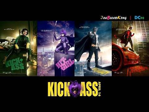 Kick-Ass Score - 26 - Showtime Pt. 2 (It's Only the End of the World)
