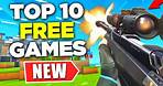 TOP 10 Free PC Games 2020 - 2021 (NEW)