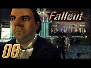 Battle of Athens-Tec; The Mob & General! - Fallout New California (NCR Scientist) #8