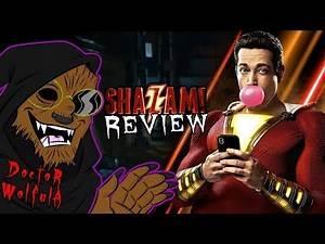 """Dr. Wolfula - """"Shazam!"""" Review"""