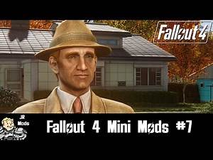 Fallout 4 Mini Mods #7: 10 Small Mods Worth Checking Out