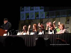 (2 of 3) Game of Thrones, San Diego Comic Con 2012