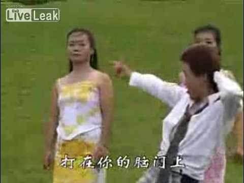 Wierd chinese folk song