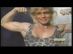 Lady Wrestler - Bodybuilder - Murderer