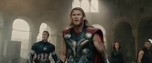 Avengers Age of Ultron Official Movie Teaser Trailer HD 2015