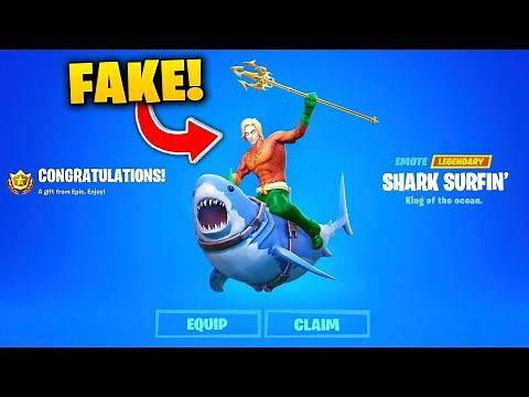15 FAKE Fortnite Leaks