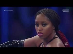 Smackdown Alicia Fox & Brie Bella vs Team B A D