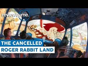 The Failed Plans To Save Hollywood Studios - Roger Rabbit's Hollywood
