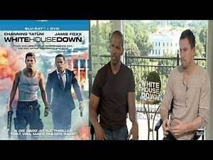 Out on Digital | White House Down w/ Jamie Foxx and Channing Tatum