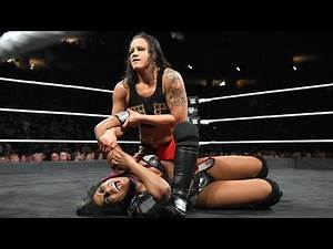 Ember Moon vs. Shayna Baszler - NXT Women's Championship Match WWE NXT 02/14/2018 (full match)