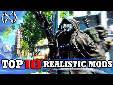 Fallout 4 Top 10 REALISTIC Mods