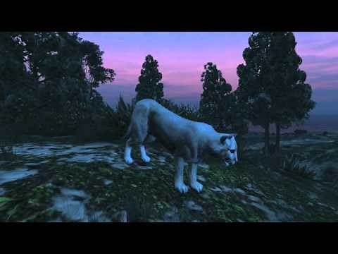 """GTA 5"" : I'm a Mountain Lion! ""Peyote"" Location 10/27 (""GTA V"" Easter Egg)"