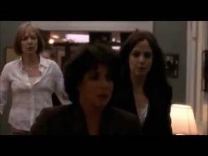 The West Wing 4x23 - abbey wants to appeal to Zoey's kidnappers