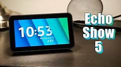 Everything the Amazon Echo Show 5 Can Do