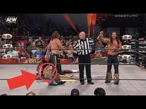 MUST SEE Botches From AEW Fight For The Fallen!