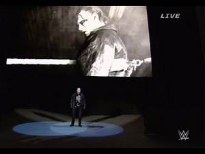 WWE Summerslam 2015 - Sting Returns